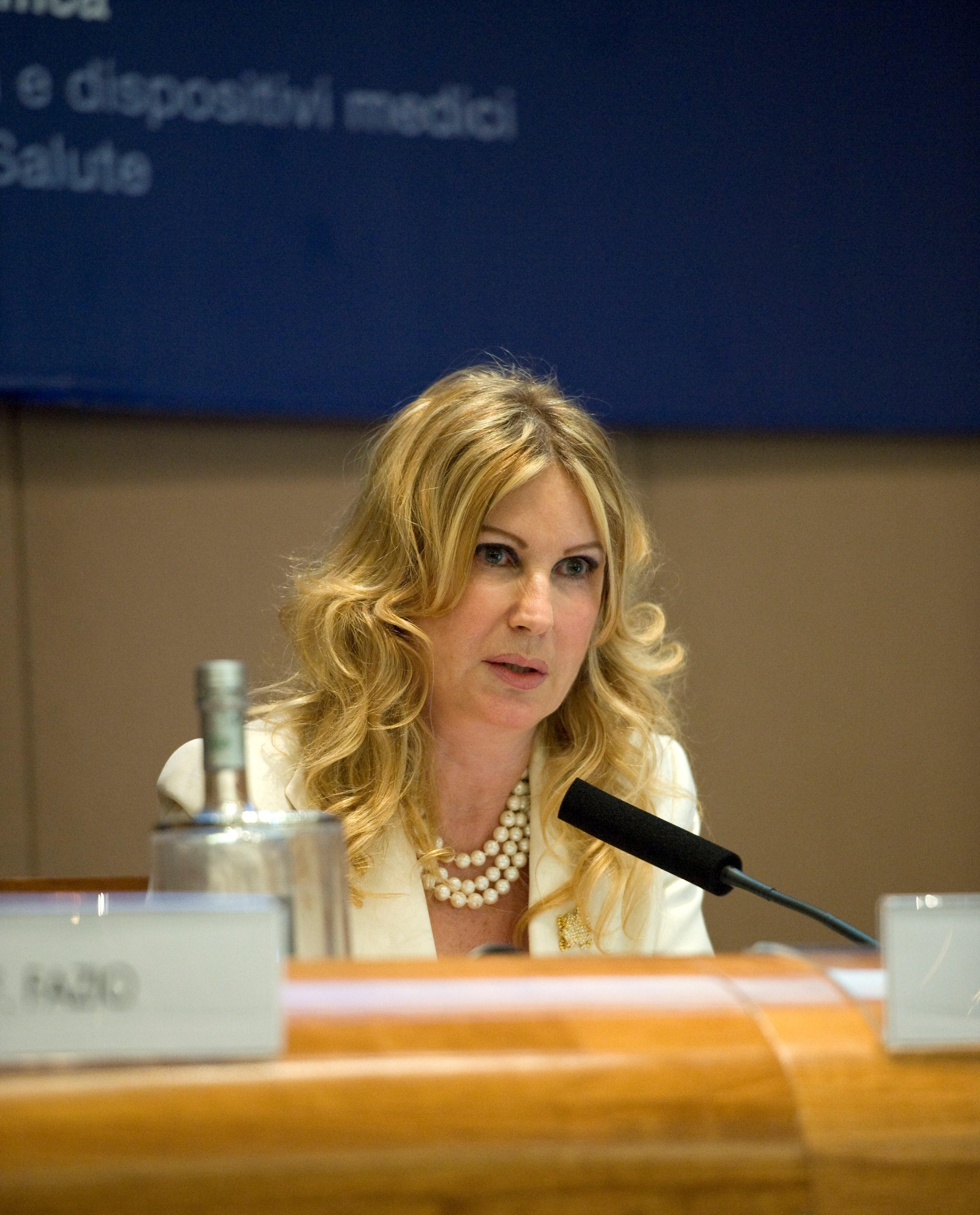 Marcella Marletta, dirigente ministeriale